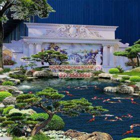 hồ cá koi đẹp-12
