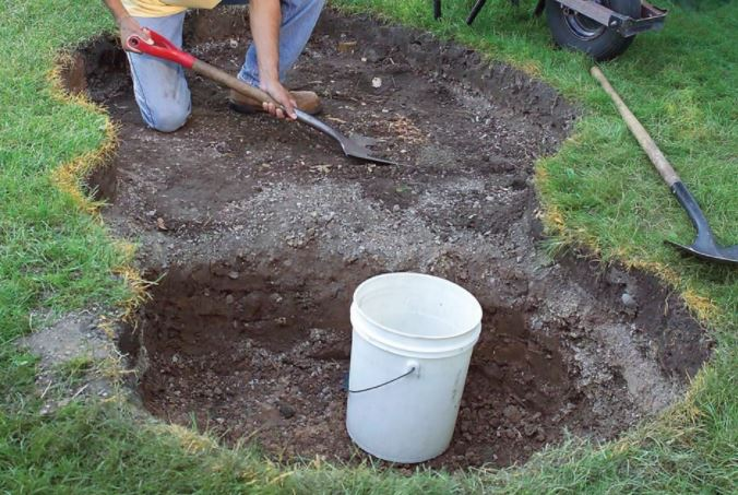 đào đất